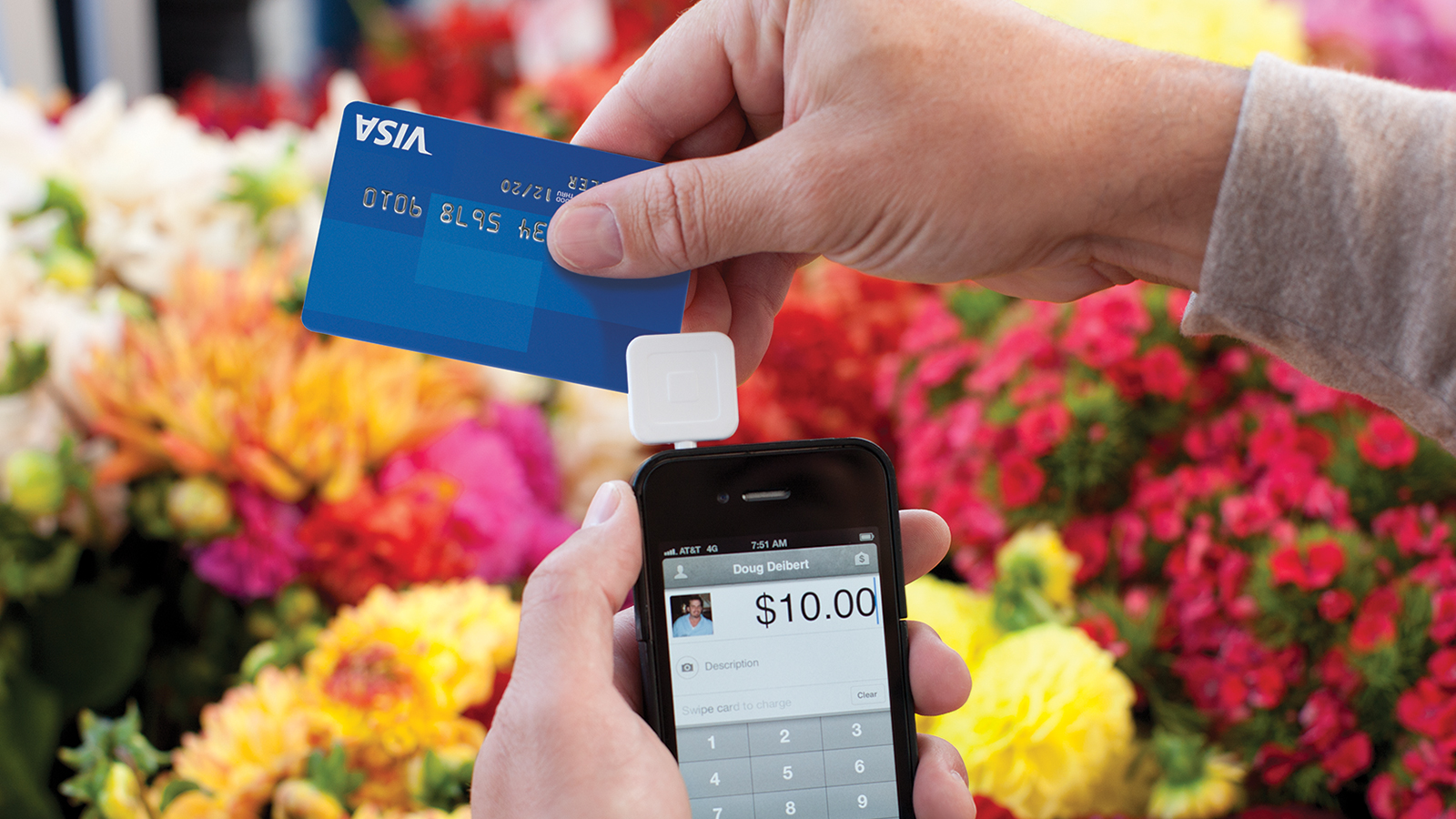 what is a merchant account